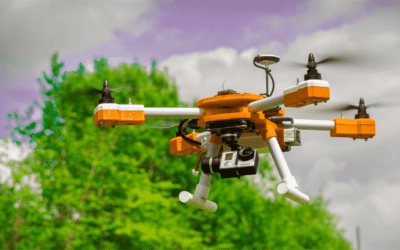 Un drone phatom 4 imprimé en 3D ?!