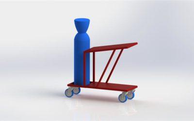 Fabriquer un chariot pour poste à souder / découpeur plasma